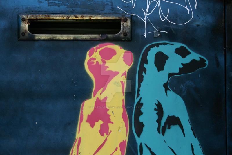 Williamsburg Mural 2 by piratesofbrooklyn