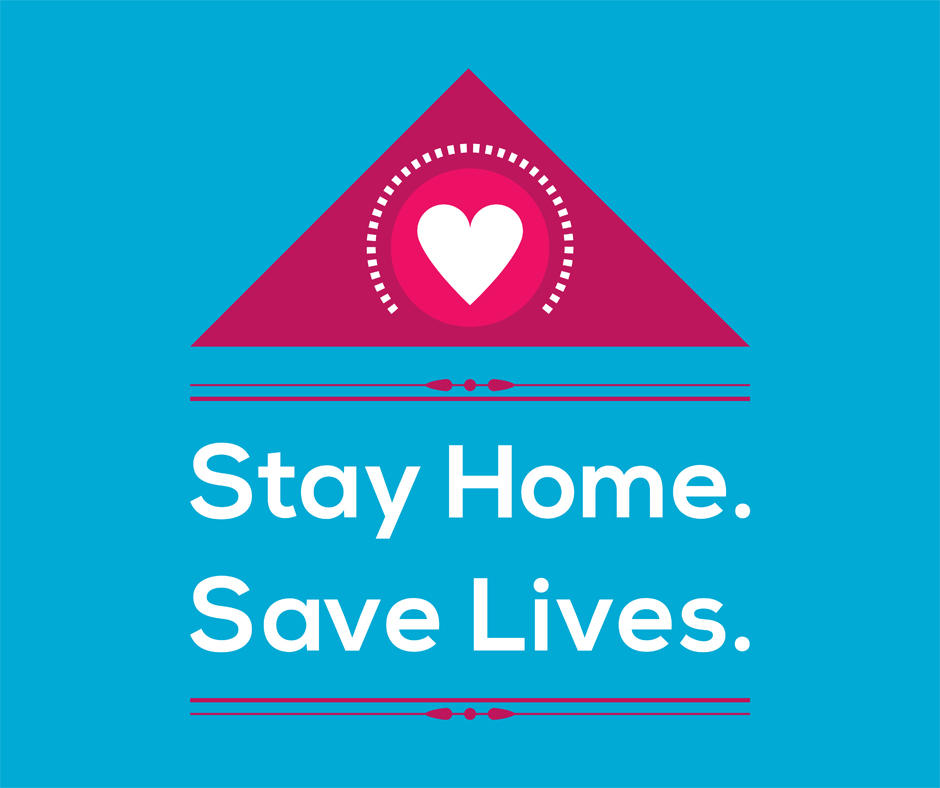 Stay Home Save Lives - DesignByStavri - FACEBOOK by Stavri ...