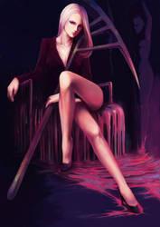 scythe by itori
