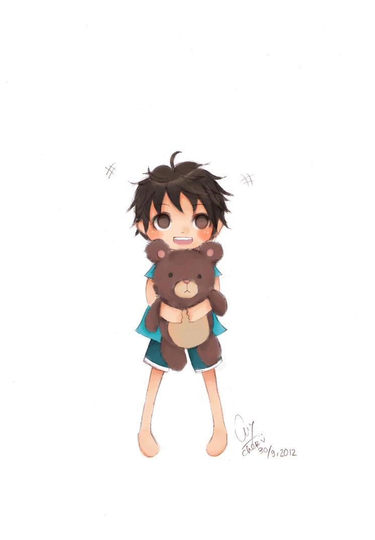 Teddy Bear by adozendreams
