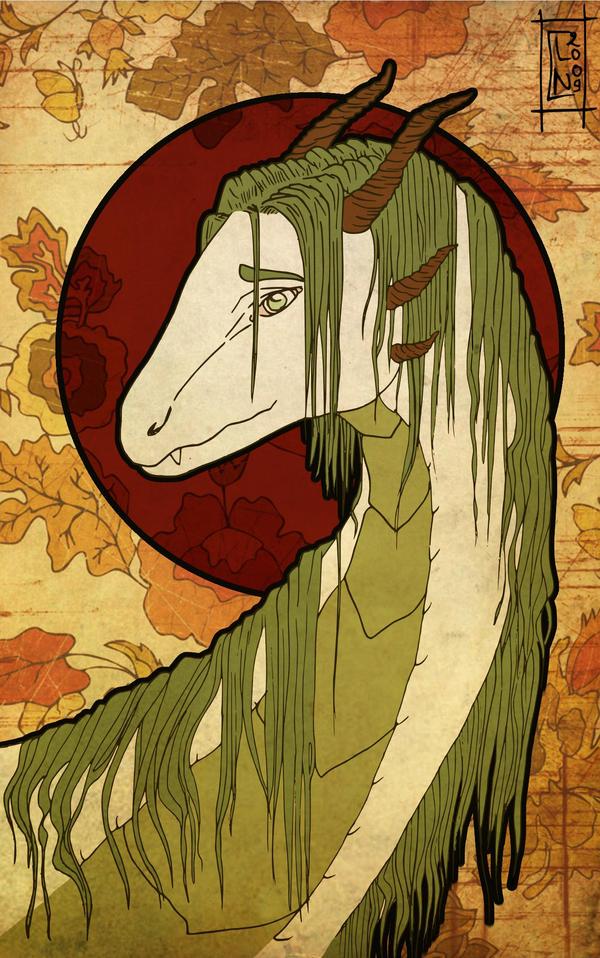 Elendili the drhorse by DeerDandy