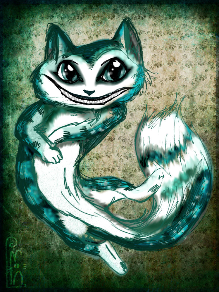 Cheshire Cat Character