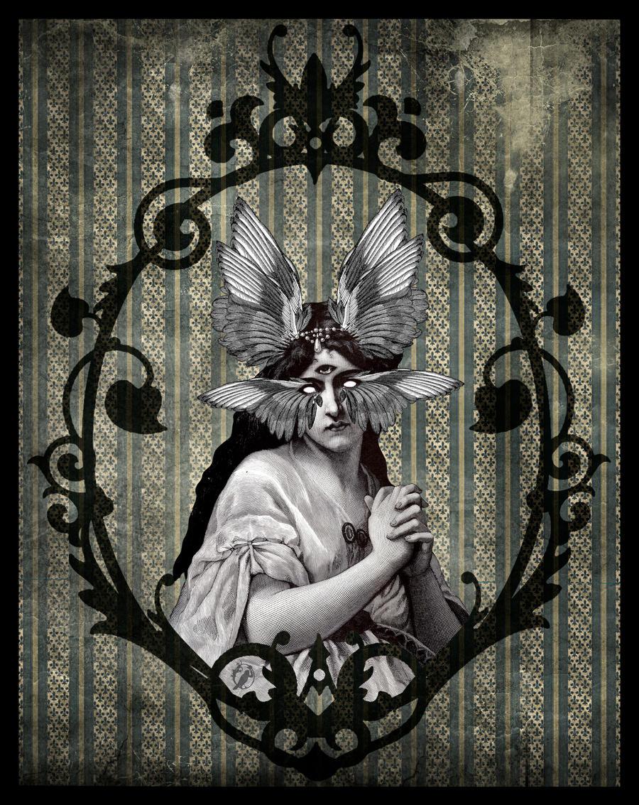 La Femme en pleurs by DeerDandy