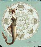 My Vintage Horoscope -Capricorn-
