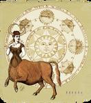 My Vintage Horoscope -Taurus-
