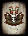 Skullyfly Memento Mori
