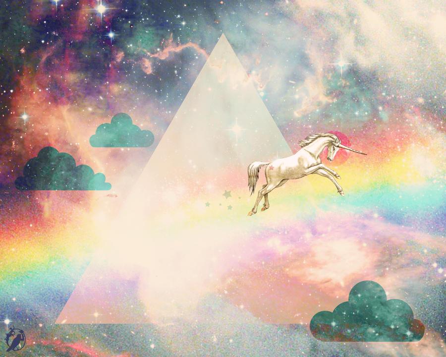 Rainbow Unicorn Cat Meme