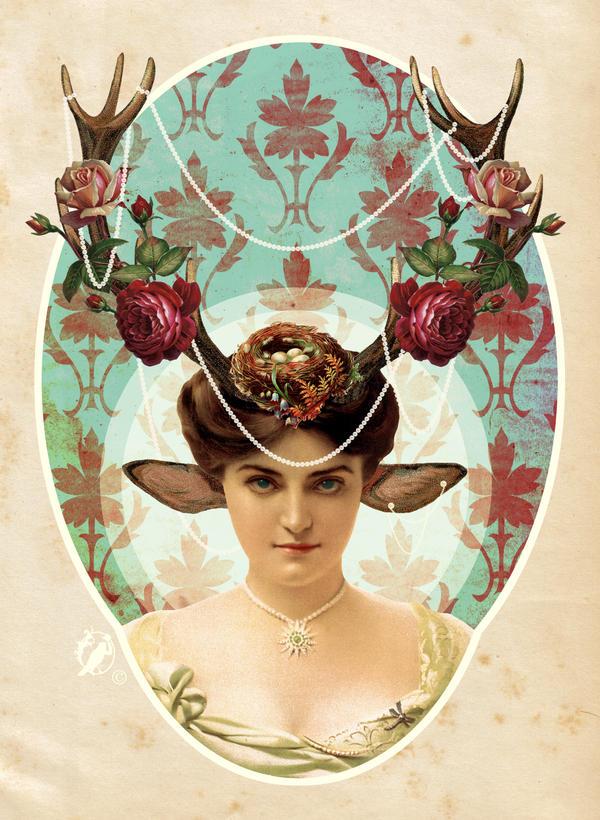 Dear Queen Faun by DeerDandy