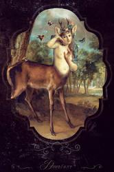 Deertaur by DeerDandy