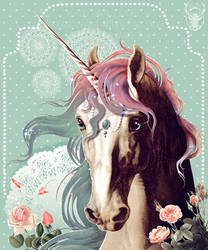 Unicorns live forever