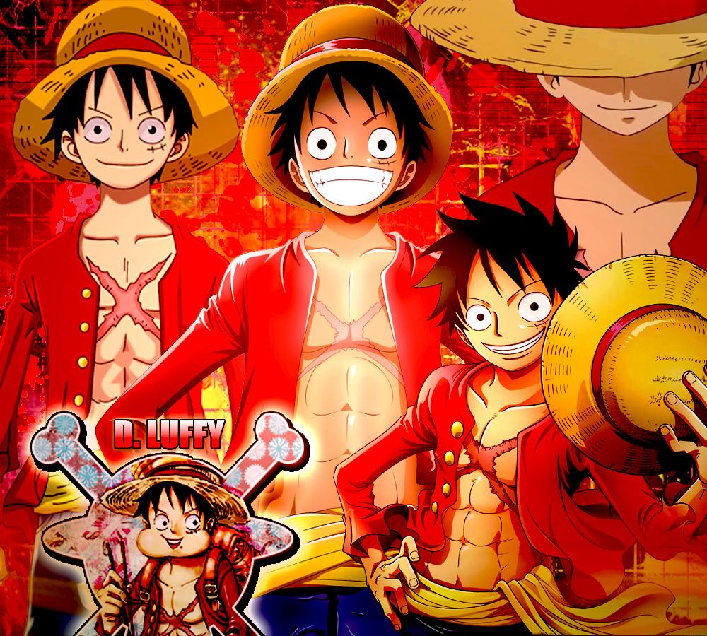 Monkey D Luffy Epic By Anniemessi On Deviantart