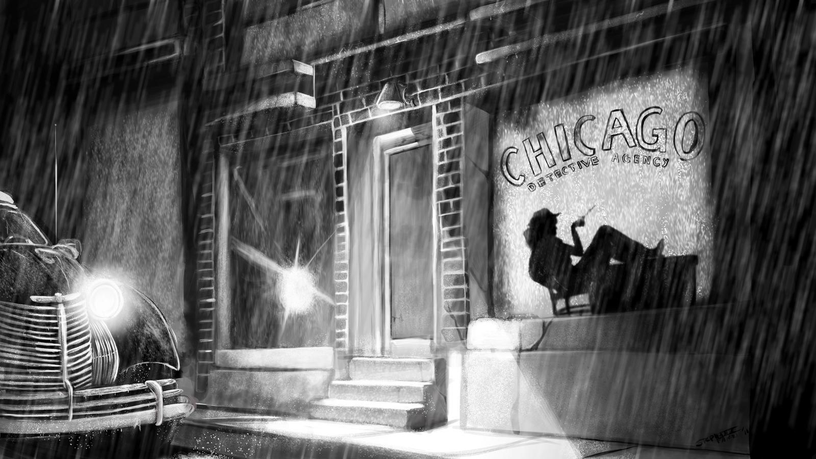Film Noir Assignment-Final by Ifus on DeviantArt