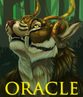 Oracle Badge Commission by Ifus