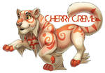 Sweet Kitty Auction Prize- Cherry Creme
