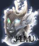 Jalmu-Halloween Badge