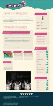 Nouveau Design Blog - Index