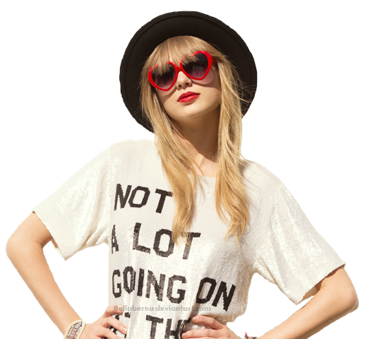Taylor Swift RED Album 22 PNG by BellaBerna on DeviantArt
