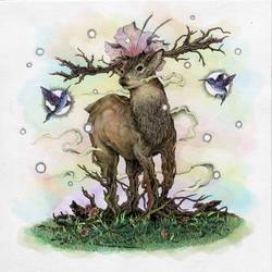 Ancient Deer