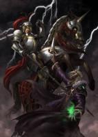 (upload) Vampire Hunter by microcosm11
