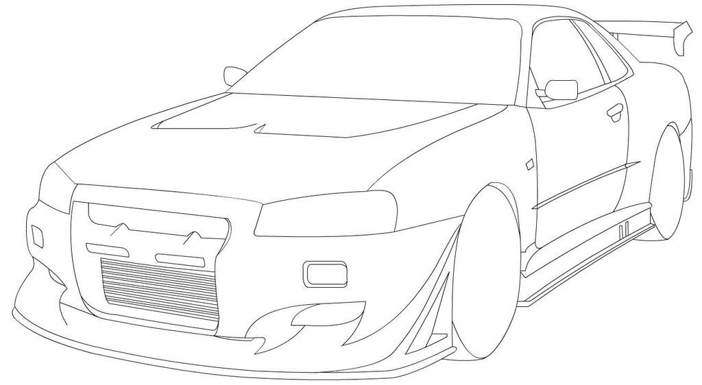 nissan 240sx car body parts diagram  nissan  auto wiring