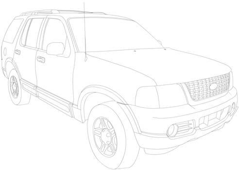 LA - Ford Explorer
