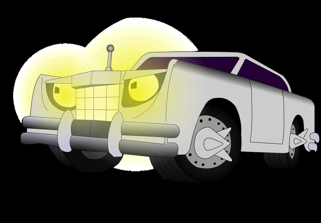 bender the were-car by leetghostdriver on DeviantArt