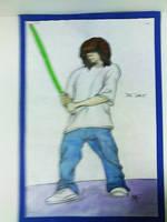 Jedi Garrett by CARPEBRI