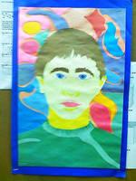 Cut n Paste Portrait Dude by CARPEBRI