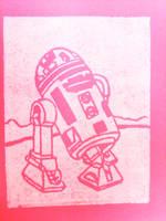 R2 Unit White-Pink by CARPEBRI
