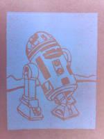 R2 Unit Blue-Black by CARPEBRI