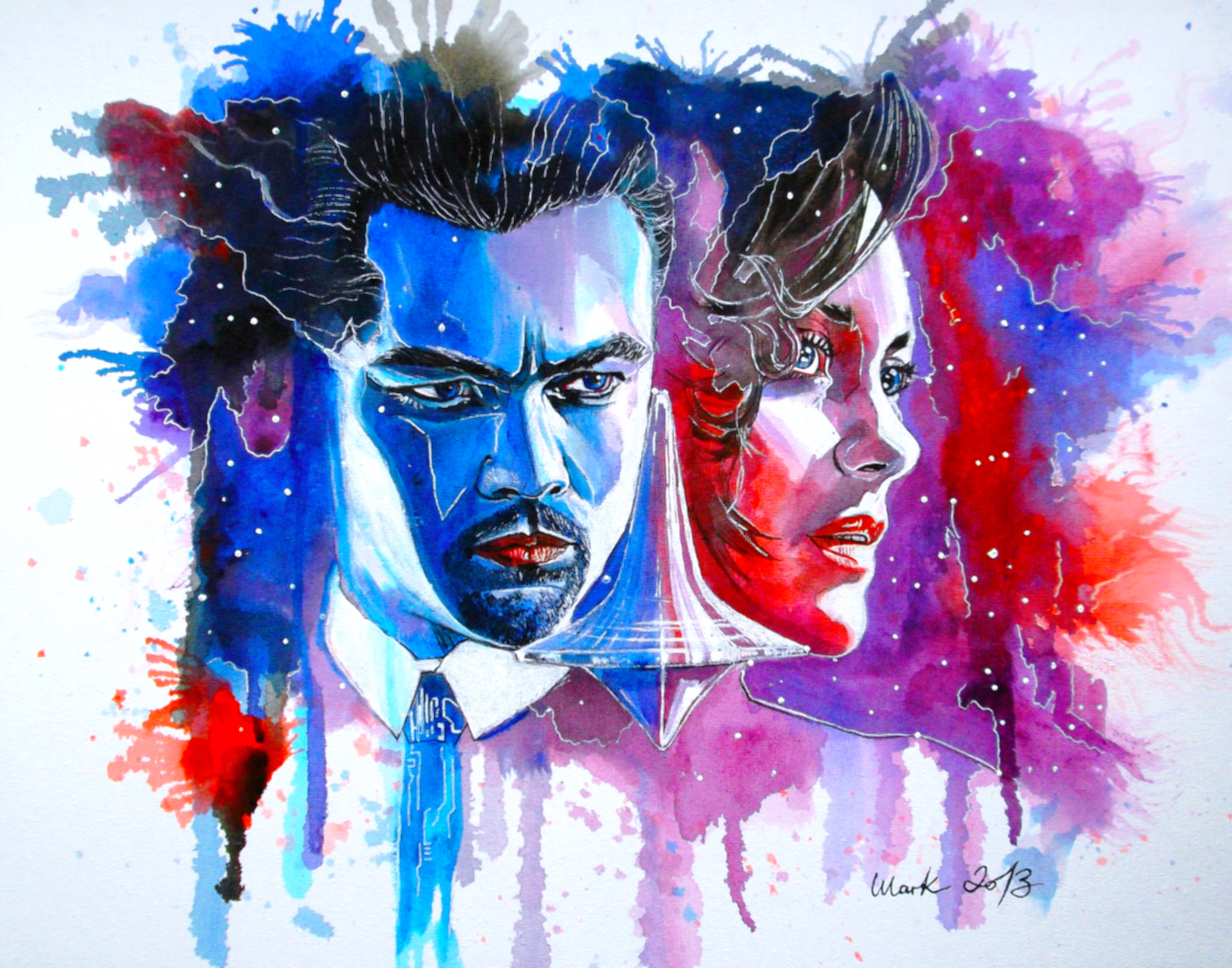 Inception 2013 by Mark-Duffy