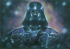 Vader by Mark-Duffy