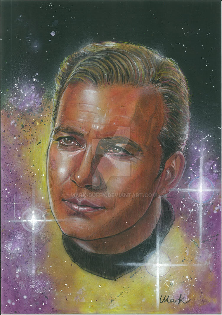 Kirk 2015 by Mark-Duffy