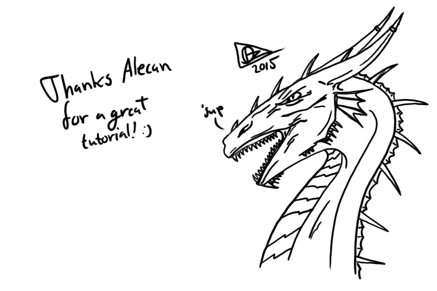 Dragon training by Darkaiz
