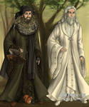 Aiwendil and Olorin