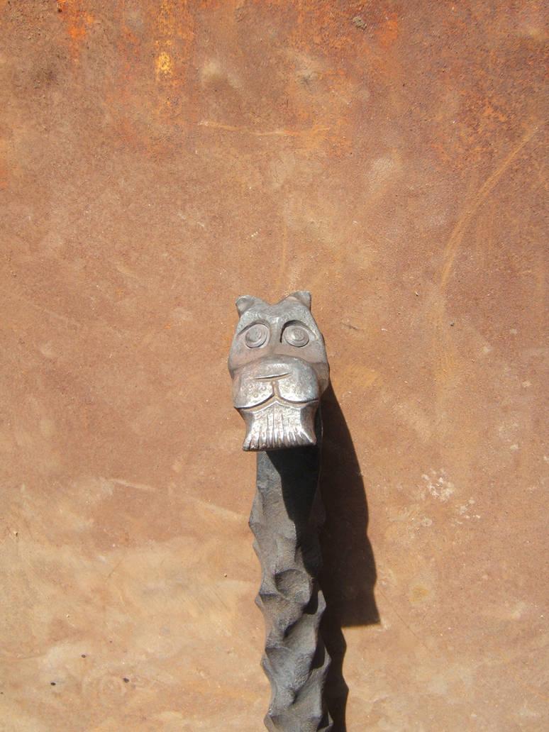Lion Sceptre