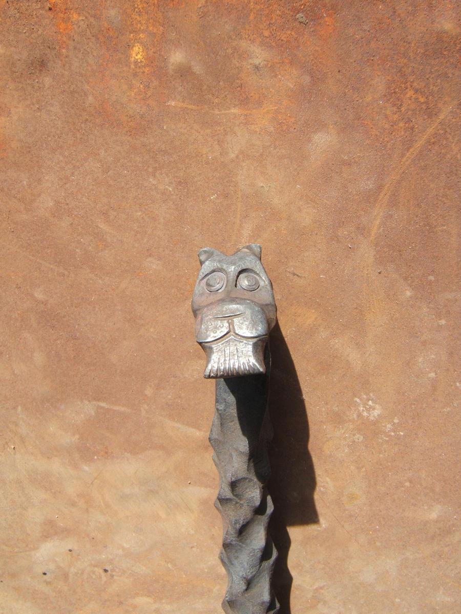 Lion Sceptre by JustJ20