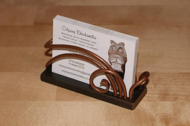 Business Card Holder by JustJ20
