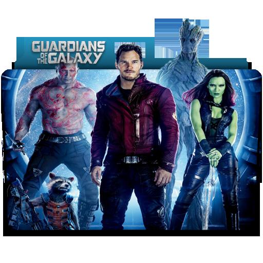 Guardians Of The Galaxy Folder Icon By Amirtanha18 On Deviantart