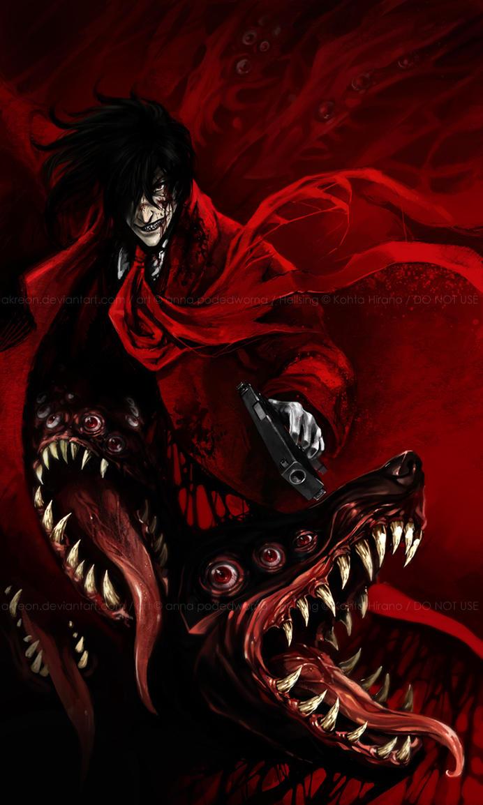 Imagenes de Alucard (Hellsing)