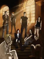 group shot by akreon