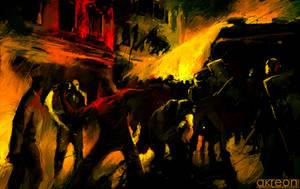 riot by akreon