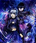 Darker Than Black by akreon