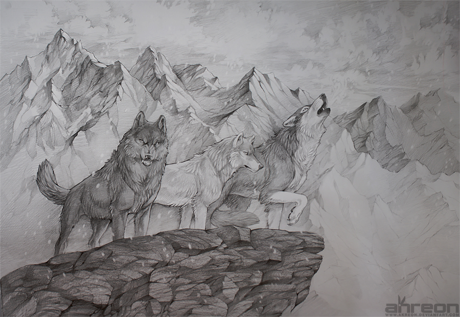 Pack pencil by akreon on deviantart for How to buy a mountain