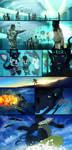Galaxy Magnolia comic 2 by akreon