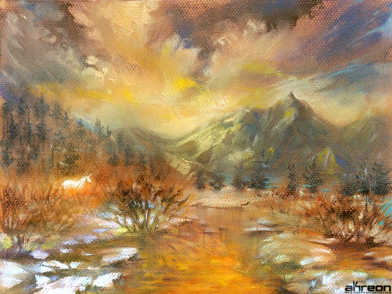 creek by akreon