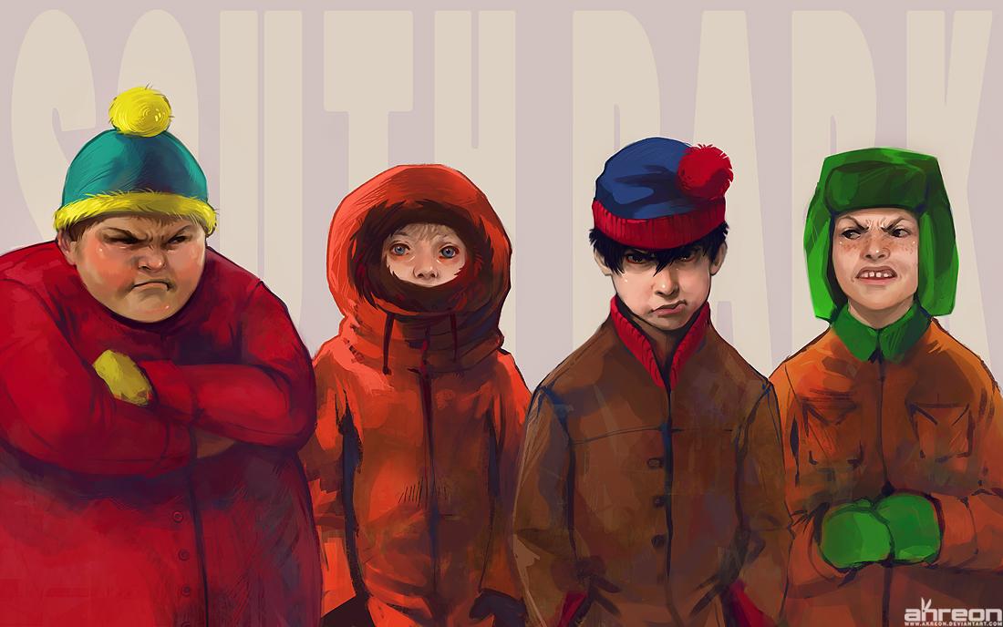 South Park by akreon