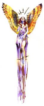 Angel by akreon