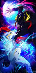 Enemies by akreon