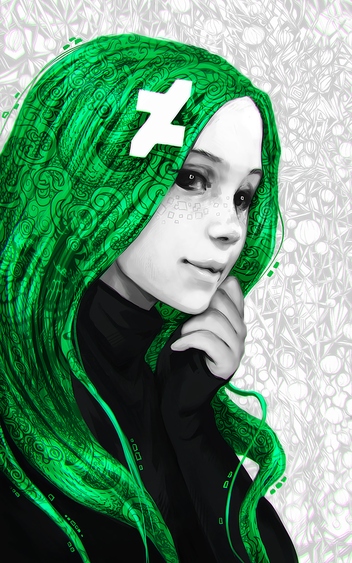 Green by akreon